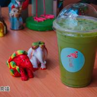 嘉義市美食 攤販 冰品、飲品 紅鶴泰式奶茶 照片