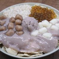 新北市美食 餐廳 飲料、甜品 剉冰、豆花 阿爸的芋圓 照片