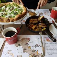 台北市美食 餐廳 異國料理 義式料理 BANCO棒可 窯烤PIZZA 照片