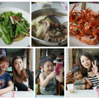 台南市美食 餐廳 中式料理 太山梅仔雞 照片