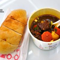 台南市美食 餐廳 異國料理 異國料理其他 法式越南美味鮮堡 照片