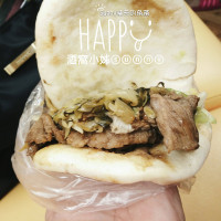 嘉義縣美食 攤販 攤販其他 幸福烤肉刈包 照片