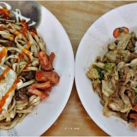 高雄市美食 餐廳 中式料理 小吃 南華鐵板麵 照片
