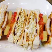 台北市美食 餐廳 速食 早餐速食店 MAX炭火吐司 照片
