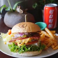 台北市美食 餐廳 速食 漢堡、炸雞速食店 森漢堡 照片