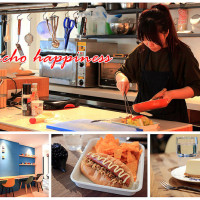 台北市美食 餐廳 咖啡、茶 歐式茶館 mucho happiness 照片