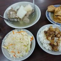 台北市美食 餐廳 中式料理 艋舺排骨湯 照片