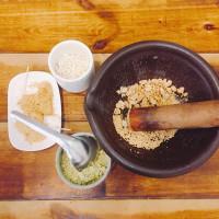 新竹縣美食 餐廳 飲料、甜品 甜品甜湯 三十九號北埔擂茶 照片