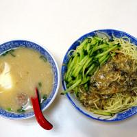 台北市美食 餐廳 中式料理 小吃 川麻子涼麵&麻辣鴨血臭豆腐店 照片
