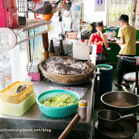 台南市美食 攤販 台式小吃 施家小卷米粉 照片