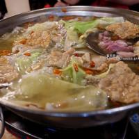 台中市美食 餐廳 火鍋 羊肉爐 三鼎羊肉爐 照片