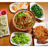 新北市美食 餐廳 中式料理 小吃 頭家牛肉麵 照片