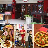 台北市美食 餐廳 異國料理 義式料理 Alleycat's Pizza 複合式休閒酒館 照片