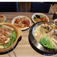 台北市美食 餐廳 異國料理 韓式料理 銅盤嚴選烤肉韓式料理(統一時代店) 照片