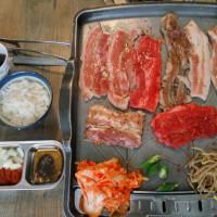 台北市美食 餐廳 餐廳燒烤 燒肉 玖佰號 火鍋/烤豬五花 專門店 照片
