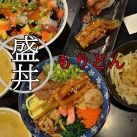 台南市美食 餐廳 異國料理 日式料理 盛丼 照片