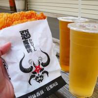 台南市美食 餐廳 速食 速食其他 惡魔雞排 永康鹽行店 照片