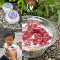 彰化縣美食 攤販 冰品、飲品 小美冰淇淋 照片