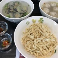 宜蘭縣美食 攤販 台式小吃 科科乾麵 照片