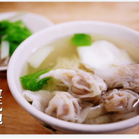 新北市美食 餐廳 中式料理 小吃 金元飽 福州乾拌麵 照片
