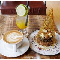 台北市美食 餐廳 咖啡、茶 咖啡館 時安靜好 照片