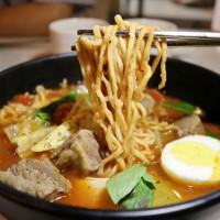 台南市美食 餐廳 中式料理 麵食點心 裕樂亭創意鍋燒 照片