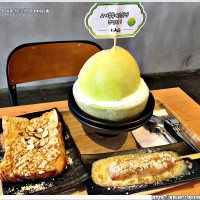 桃園市美食 餐廳 飲料、甜品 剉冰、豆花 三水洞 삼수동-韓國雪冰 照片