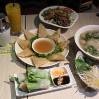 台北市美食 餐廳 異國料理 南洋料理 I-PHO 美式越南河粉 照片