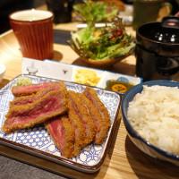 台北市 美食 餐廳 異國料理 日式料理 乍牛 炸牛排專賣店 照片