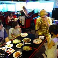 台北市 美食 評鑑 餐廳燒烤 燒肉 皇上吉饗極品唐風燒肉