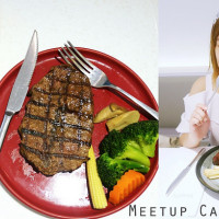 台北市美食 餐廳 異國料理 美式料理 MeetUp Cafe 照片
