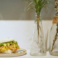 新北市 美食 餐廳 中式料理 米好,你好(米漢堡&濃湯專賣店) 照片