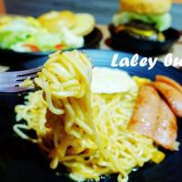 台北市 美食 餐廳 速食 早餐速食店 Laley burger 照片