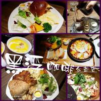 台中市美食 餐廳 異國料理 異國料理其他 黑浮咖啡 照片