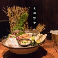 桃園市 美食 評鑑 餐廳 異國料理 日式料理 武田信玄