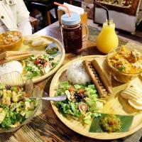 台北市美食 餐廳 異國料理 3 Idiots Toast & Curry 三個傻瓜印度蔬食 (公館店) 照片