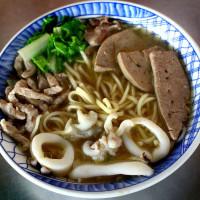 台南市美食 餐廳 中式料理 臨安路無名麵店 照片