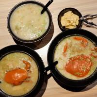 台中市美食 餐廳 異國料理 粥堂 照片