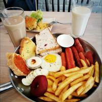台中市美食 餐廳 咖啡、茶 歐式茶館 濰克早午餐 台中民權店 照片