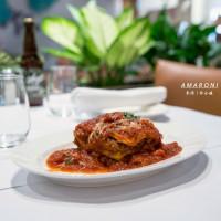 台北市美食 餐廳 異國料理 美式料理 Amaroni's 紐約創義料理  (微風松高店) 照片