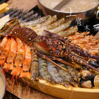 台北市美食 餐廳 火鍋 涮涮鍋 上官木桶鍋 頂級海鮮 黑毛和牛專賣店 (內湖店) 照片