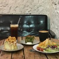 台北市美食 餐廳 咖啡、茶 咖啡館 羊毛與花溫州店 照片