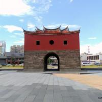 台北市休閒旅遊 景點 古蹟寺廟 北門 (承恩門) 照片