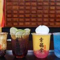 台中市美食 餐廳 飲料、甜品 飲料專賣店 幸福堂逢甲旗艦店 照片
