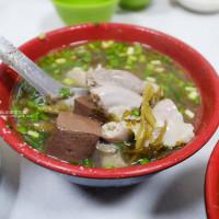 台中市美食 餐廳 中式料理 小吃 月眉榕樹下豬血湯 照片