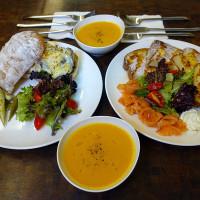 台北市 美食 評鑑 餐廳 異國料理 異國料理其他 topo+ cafe'及拓樸本然空間設計