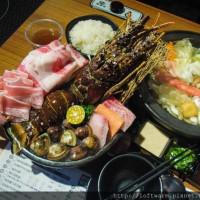 新竹市美食 餐廳 火鍋 涮涮鍋 嗑肉石鍋 chew meats 照片