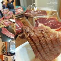 台北市美食 攤販 攤販其他 湯瑪仕肉舖 Thomas Meat 忠孝門市 照片