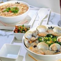 台北市美食 餐廳 中式料理 HUHA 創意粥品 照片
