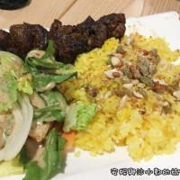 安妮與沙小郭在Arabian Nights中東創意BBQ料理 pic_id=4736082